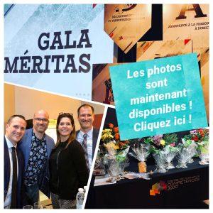 Photos Gala Méritas mai 2019
